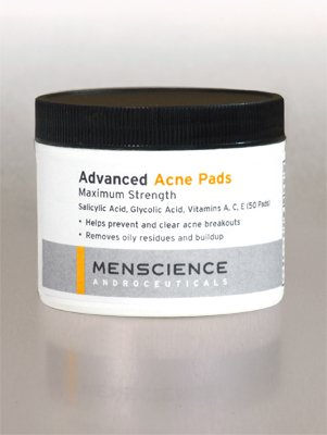 Buy MenScience Advanced Acne Pads