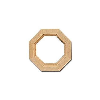 Dollhouse-Miniature-Octagonal-Window