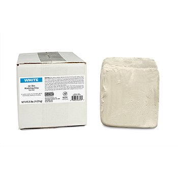 AMACO 46318R Air Dry Clay, 25-Pound, White (White Air Dry Clay compare prices)