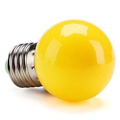 E27 0.5W Yellow Light, Led Bulb Lamp (170-250V)