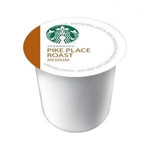 Starbucks K Cup Variety Pack - Pikes Place and House Blend - 2 x 16 Count Boxes