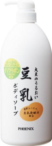 フェニックス 豆乳ボディソープ 1000ml