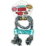 Kong - Dog Toys - Goodie Bone with Rope Red » Extra Small