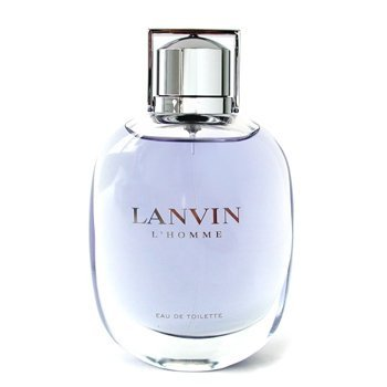 Lanvin L'Homme ~ 3.4 oz / 100 ml Men Eau de Toilette New in Box