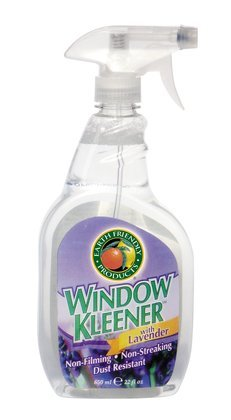 Earth Friendly Products Window Kleener, Lavender 22 fl. oz.