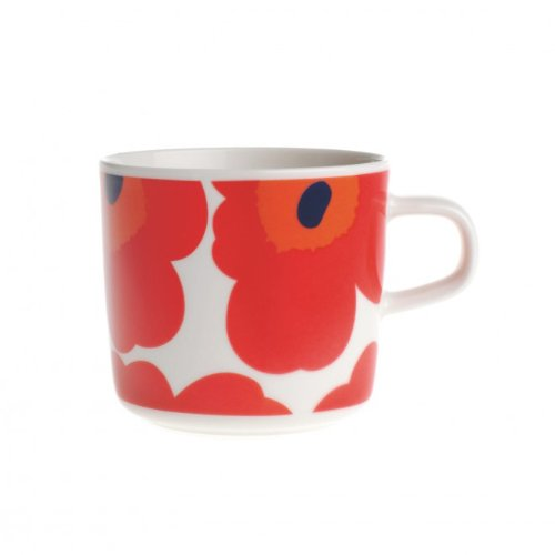 marimekko-unikko-red-coffee-cup-and-saucer-200-ml