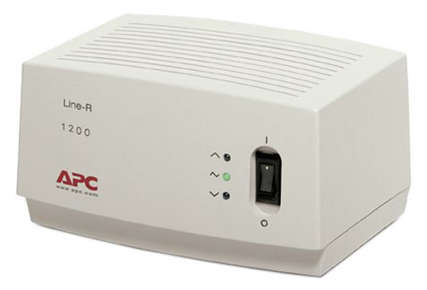 APC LE1200 Line-R 1200VA Automatic Voltage RegulatorB00009RAVM