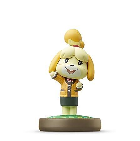 Nintendo Isabelle Winter Outfit amiibo - Nintendo Wii U