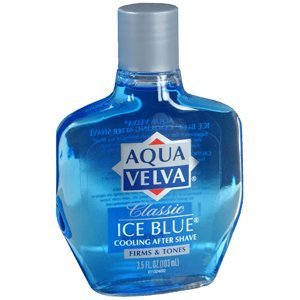 AQUA VELVA AFTER SHAVE ICE BLU 3.5OZ COMBE INCORPORATED by Choice One