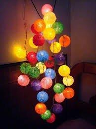 Porpora® LED Solar Chinese String Light Lantern Catalog (Porpora® 20 Pc Multi Color LED Solar Chinese String Light Lanterns)