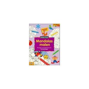 Fridolin Fuchs Mandalas malen Grundsch�ler �bungen zum Entspannen f�r