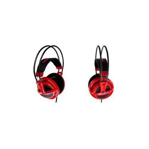 Steelseries 51104 Siberia V2 Headset Red