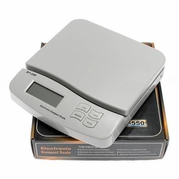 lettre de colis 25 kg de £ 55 numérique d'affranchissement postal lcd pesage