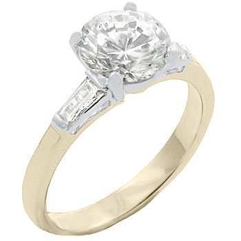 Tqw05309ZCA T9 CZ Engagement Ring (4)