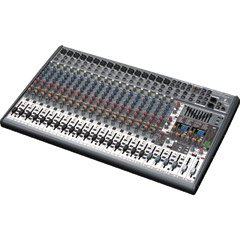Behringer EURODESK SX2442FX Ultra-Low Noise Design