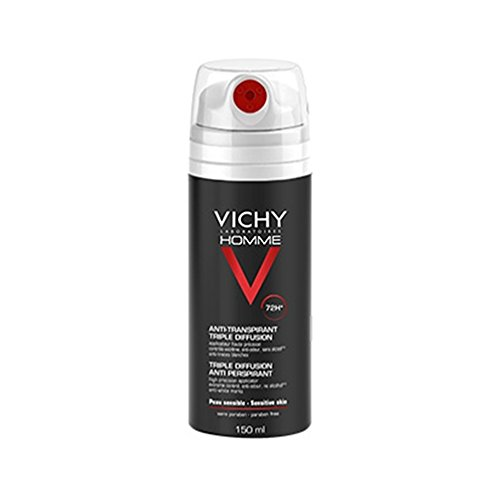 Vichy Homme Deodorante Spray 72H 150 ml