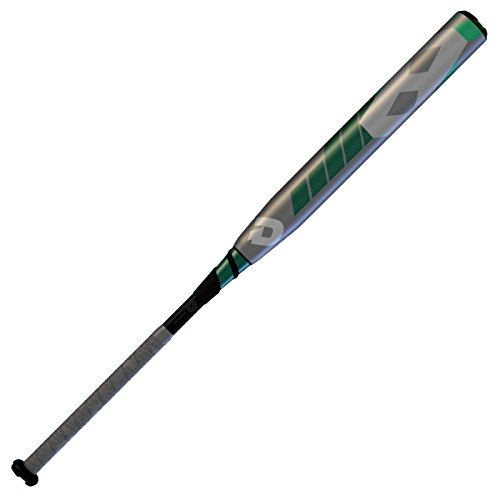 Demarini CF8 Slapper (-10), Grey/Teal/Forest/White