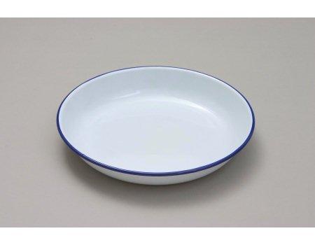 Falcon Enamel 18Cm Rice/Pasta Plate