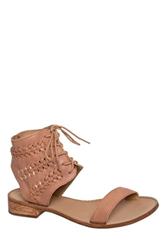 Rose Low Heel Sandal