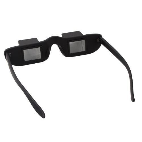 Innogear Prism Glasses, Prism Eye Glasses or Bed Prism Spectacles for Short-Sighted Presbyopic