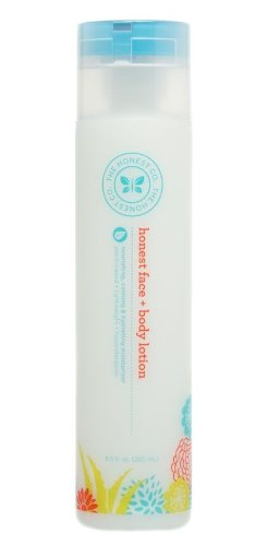 Similar product: The Honest Company Face & Body Lotion