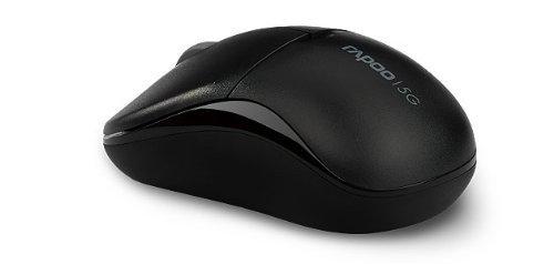 Rapoo 5.8Ghz Wireless Mouse (1090P Grey)