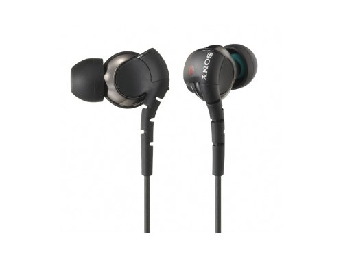Sony Stereo Headphones Mdr-Ex310Sl Black | Closed Dynamic Inner Ear Receiver (Japan Import)