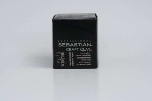 Sebastian Craft Clay 1.7 oz / 50 g (formerly xtah crude clay)