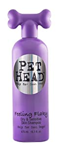 Pet Head Feeling Flaky Dry & Sensitive Skin Shampoo (16.1 fl. oz)