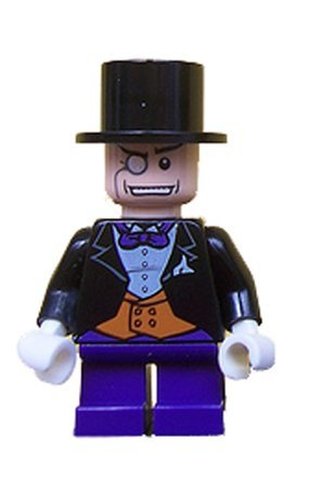 "The Penguin - LEGO Batman 2 Figure"" at Gotham City Store"