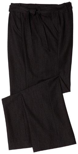 Calvin Klein Women's Wide Leg Tie Front Pant