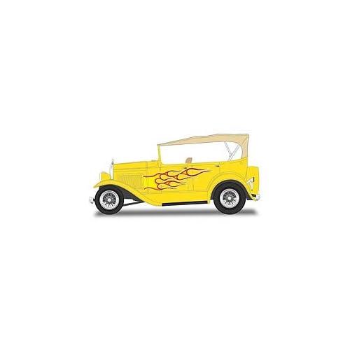 Revell Monogram 1/24 1930 Ford Model A Touring Street Rod Kit