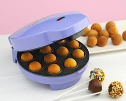 314KiXnO9KL. SL500  Babycakes Pop Maker: CP 94LV   Purple, Makes 12 Cake Pops