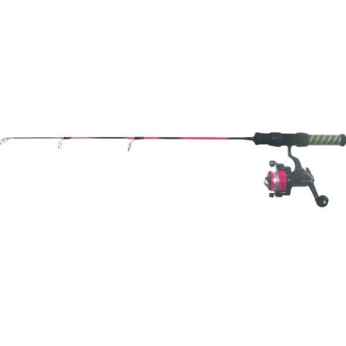 HT Enterprise LIC-25LSC Pink Lady Ice Fishing Combo