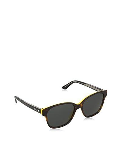 Christian Dior Occhiali da sole Mod.MONTAIGNE8S P9_GAP (53 mm) Nero/Giallo