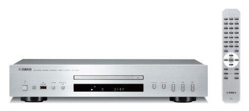 yamaha-cd-s300-lecteur-cd-mp3-wma-usb-argent