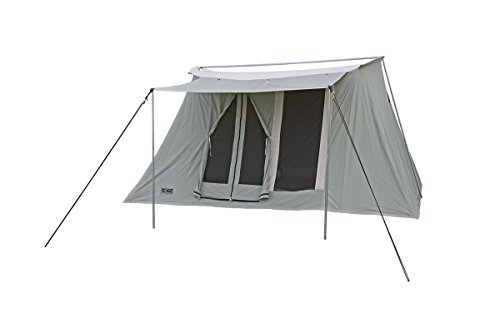 Springbar Highline 8 Person Canvas Tent – 10′ x 14′