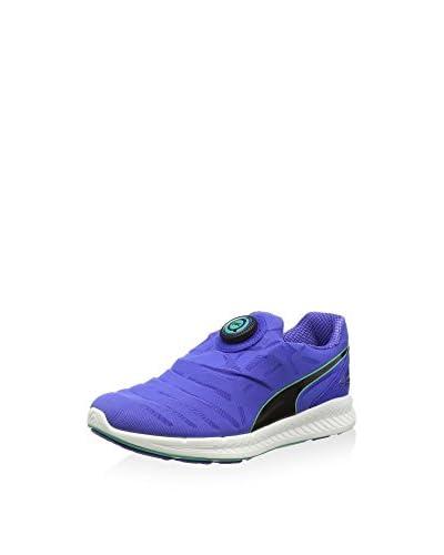 Puma Sneaker Equipe Stone Wash 12 [Blu]