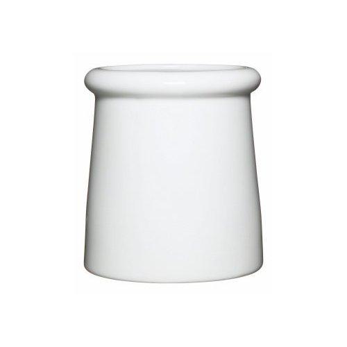 Kitchen Craft Utensil Holder, Porcelain, 18cm