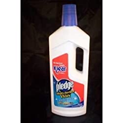 Pledge Wooden Floor Cleaner - 1 L