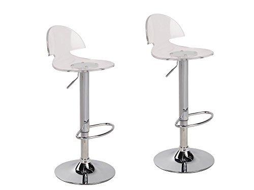 2 x Acrylic Hydraulic Lift Adjustable Counter Bar Stool  : 314L5FwivQL from ebay.co.uk size 500 x 375 jpeg 13kB
