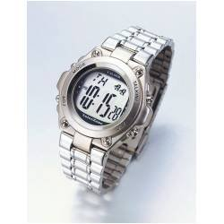 Men's 4 Alarm Talking Watch