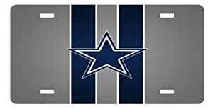 Dallas Cowboys License Plate Sign 6'' x 12'' New Quality Aluminum