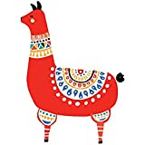 Tallenge Art For Kids - Llama Sees You - A3 Size Rolled Poster For Kids Room Décor