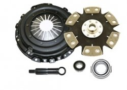 Competition Clutch 6054-0620 Stage 4 Strip Series Clutch Kit 1991-1998 Nissan/Datsun 240SX