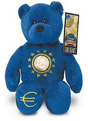 1 X One Euro Coin Bear - 1