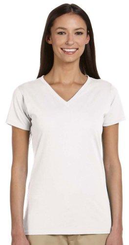 Econscious Ec3052 Ladies Short Sleeve T Shirt. - White - L front-192156