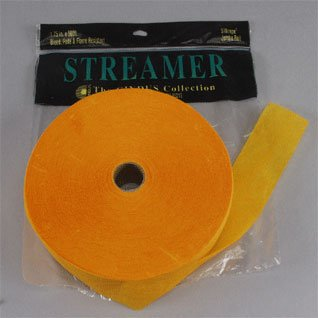Gold Streamer--500 Ft. (1 per package)