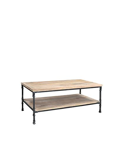 Coast to Coast Industrial 24L Cocktail Table, Brown