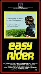 easy rider original cover release dennis hopper jack nicholson terry southern. Black Bedroom Furniture Sets. Home Design Ideas